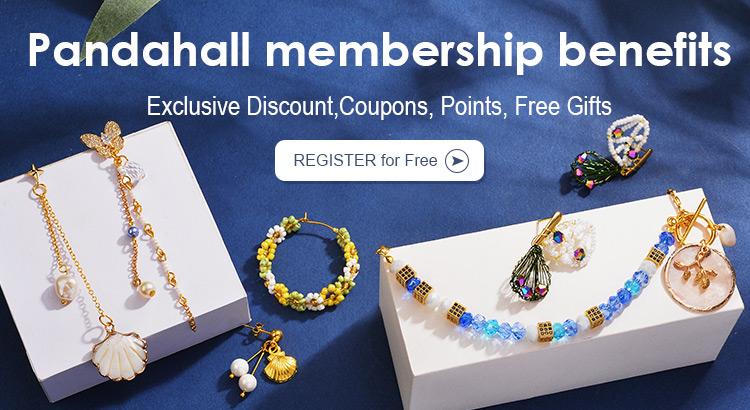 Pandahall membership benefits